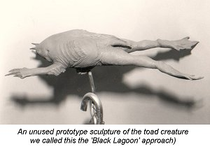 Unused toad prototype
